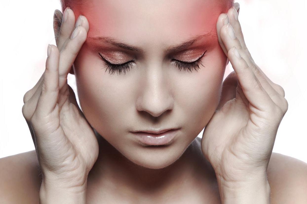 Головний біль. 5 швидких способів як від нього позбутися